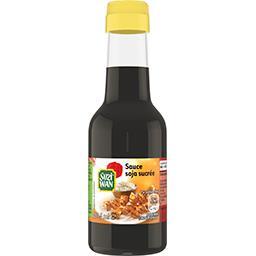 Suzi Wan Suzi Wan Sauce soja sucrée le flacon de 137,5 ml