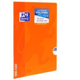 Oxford Oxford Cahier Openflex agrafé 210x297 90 g seyès le cahier de 96 pages