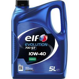 Elf Elf Evolution - Huile moteur 700 essence 10W40 le bidon de 5l