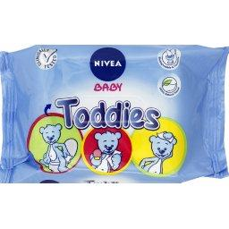 Nivea Nivea Baby Baby - Lingettes Toddies multi-usages le paquet de 60