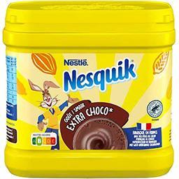 Nestlé Nestlé Chocolat Nesquik - Chocolat en poudre la boite de 600 g