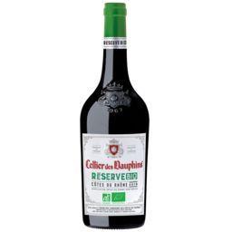 Cellier des dauphins Notre Sélection Cellier des Dauphins ORIGINE BIO Côtes du Rhône BIO la bouteille de 75 cl