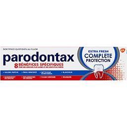 Parodontax Parodontax Complete protection - dentifrice extra fresh Le tube de 75ml
