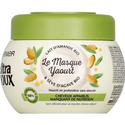Ultra Doux - Masque yaourt lait d'amande et sève d'agave