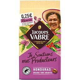 Jacques Vabre Jacques Vabre Café grains Honduras le paquet de 400 g