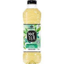 May Tea May Tea Thé vert infusé parfum menthe la bouteille de 1 l