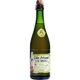 Le Brun Le Brun Cidre artisanal doux la bouteille de 75 cl