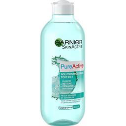 Garnier Garnier Skin Active - Pure Active solution micellaire tout en 1 le flacon de 400 ml