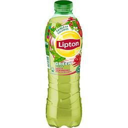 Lipton Lipton Green ice tea saveur fraise cranberry la bouteille de 1l