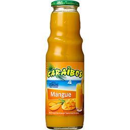 Caraïbos Caraibos Nectar mangue la bouteille de 75 cl