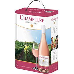 Champlure Caves Vernaux Vin rosé caves vernaux champlure La fontaine de 5l