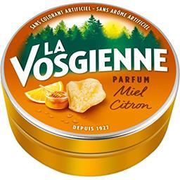 La Vosgienne La Vosgienne Bonbons parfum miel citron la boite de 125 g