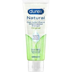 Durex Durex Gel lubrifiant naturel le flacon de 100 ml