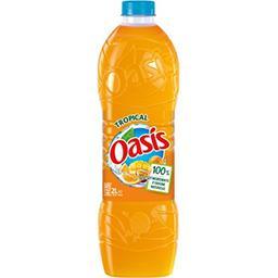 Oasis Oasis Boisson tropical la bouteille de 2 l