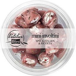 Blini L'Atelier Blini Mini-involtini Le pot de 120g