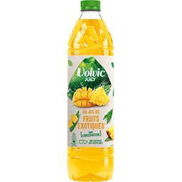 Volvic Volvic Boisson Juicy au jus de fruits exotiques la bouteille de 1,5 l
