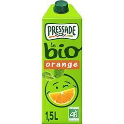 Pressade Pressade Le BIO - Nectar d'orange sans pulpe BIO la brique de 1,5 l