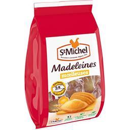 St Michel St Michel Madeleines moelleuses le sachet de 600 g