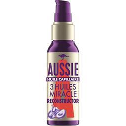 Aussie Aussie Traitement léger 3 huiles miracle reconstructor Le flacon de 100ml