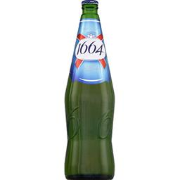 1664 1664 Bière Blonde la bouteille de 75cl