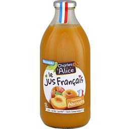 Charles & Alice Charles & Alice Le Jus Français pommes abricots la bouteille de 1 l