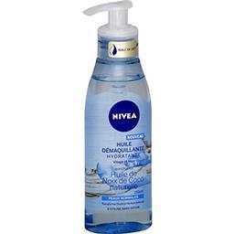 Nivea Nivea Visage - Huile démaquillante hydratante noix de coco le flacon de 150 ml