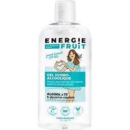 Energie Fruit Energie Fruit Gel hydroalcoolique sans rinçage Le flacon de 300ml