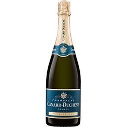 Canard-Duchêne Canard Duchêne Champagne vin Brut la bouteille de 75 cl