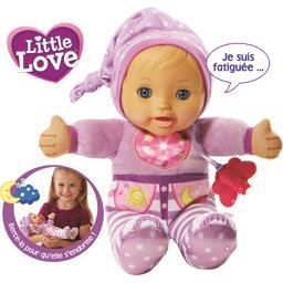 Vtech Vtech Little Love - Mon Bébé à Bercer le poupon