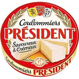 Président Président Coulommiers la boite de 350 g