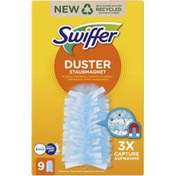 Swiffer Swiffer Recharges dépoussiérantes parfum Febreze La boîte de 9 recharges