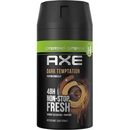 Axe Axe Dark temptation - Déodorant compressé homme l'aérosol de 100ml