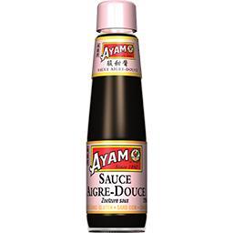 Ayam Ayam Sauce aigre-douce le flacon de 210 ml