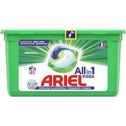 Ariel Ariel Lessive en capsules allin1 pods original La boite de 31 capsules