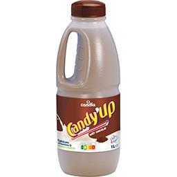 Candia Candia Candy'Up - Boisson lactée chocolatée la bouteille de 1 l