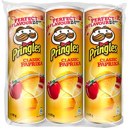 Pringles Pringles Chips sweet paprika le lot de 3 boites de 175g