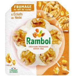 Rambol Rambol Fromage au lait de vache & éclats de noix le fromage de 125 g