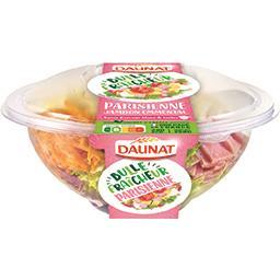 Daunat Daunat Bulle Fraîcheur - Salade Parisienne jambon emmental la barquette de 250 g