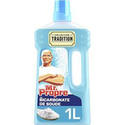 Mr. Propre Mr Propre Tradition, nettoyant multi-usages bicarbonate La bouteille de 1l