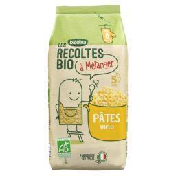 Blédina Blédina Les récoltes Bio - pâtes anneli dès 8 mois le paquet de 280g
