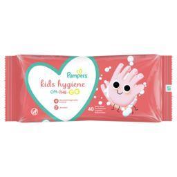 Pampers Pampers Pampers Kids Hygiène - Lingettes Bébé le paquet