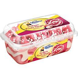 Nestlé La Laitière Sorbet vacherin fruits rouges meringues croquantes le bac de 510 g