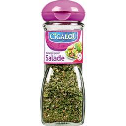 Mélange pour salade lyophilisé