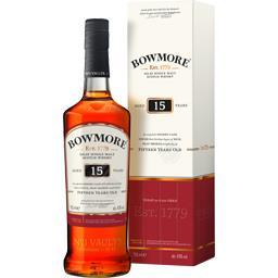 Scotch Bowmore Single Malt Scotch Whisky la bouteille de 700 ml