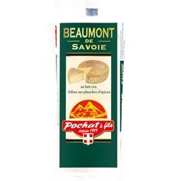 Pochat & Fils Pochat Beaumont de Savoie au lait cru le sachet de 200 g