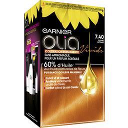 Garnier Garnier Olia - Coloration permanente cuivré intense 7.40 la boite