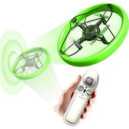 Silverlit Flybotic Mini bumper drone rebondissant L'unité