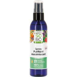 Spray purifiant assainissant 21 huiles