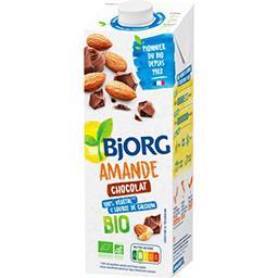 Bjorg Bjorg Boisson lait d'amande chocolat BIO la brique de 1 l