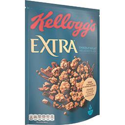 Kellogg's Kellogg's Extra - Céréales Chocolat au Lait la boîte de 500g